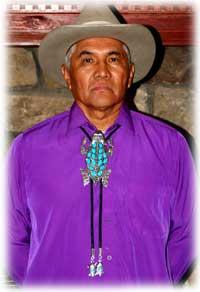 Ben Yazzie - Navajo Silversmith