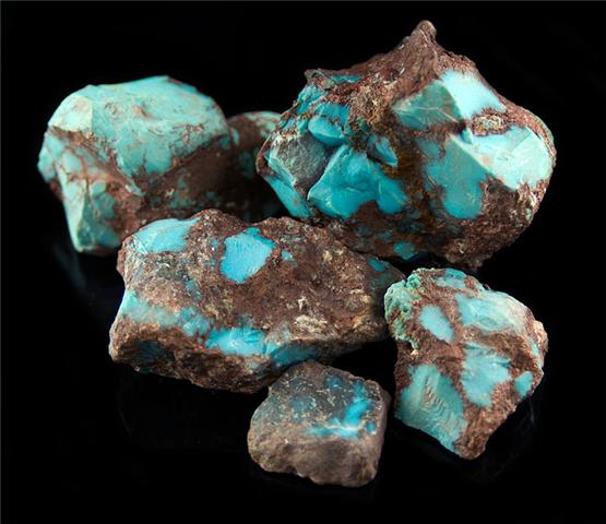 Bisbee Turquoise - High Spiritual Values
