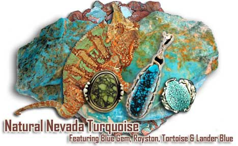 Nevada Turquoise Mines