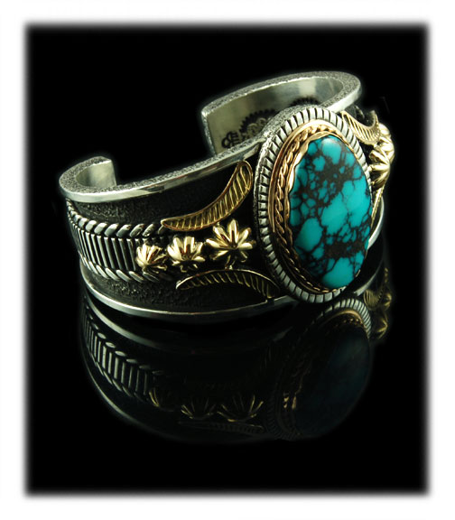 Custom Heirloom Turquoise Jewelry