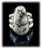 White Buffalo Turquoise Jewelry