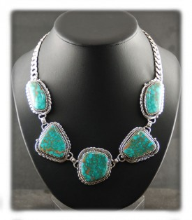 American Turquoise Necklaces