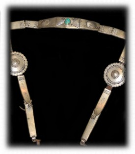 Antique Indian Silver Jewelry