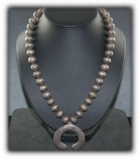 Antique Indian Silver Necklace