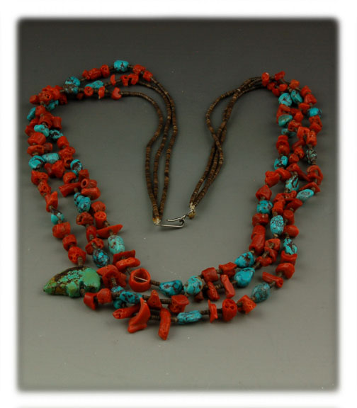 Bargain Turquoise Jewelry Necklace