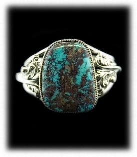 Bisbee Turquoise Jewelry - Bisbee Bracelet