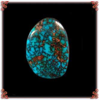 Bisbee Turquoise - Rare Turquoise