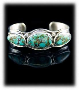 Navajo Bracelet - Navajo Turquoise Jewelry