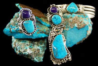 Turquoise Spiritual Beliefs