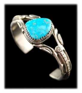 Blue Kingman Turquoise Jewelry