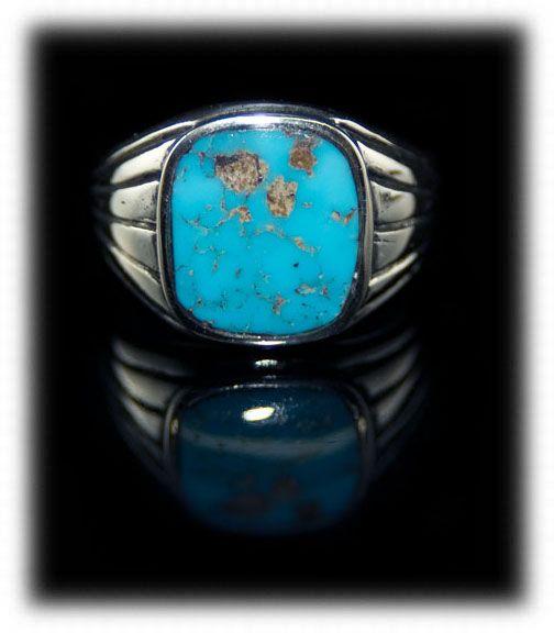 Classic Villa Grove Turquoise from Colorado
