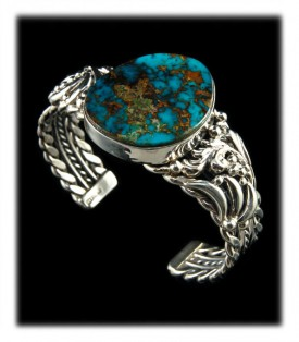 Candelaria Turquoise Bracelet