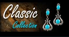 Classic Silver Jewelry and Turquoise Jewelry