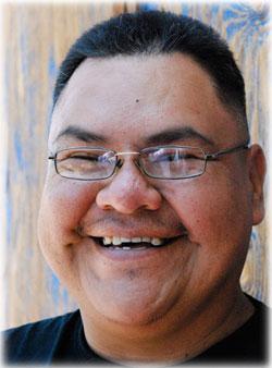 Navajo Jewelry Artisan Derrick Gordon Sr.