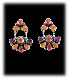 Navajo Designer Silver Jewelry
