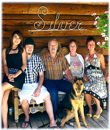 Silver Jewelry Store Hartman Family
