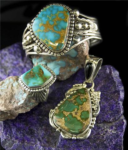 Fashion Turquoise Jewelry