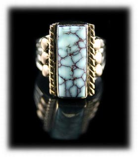 Dry Creek Gem Turquoise Ring
