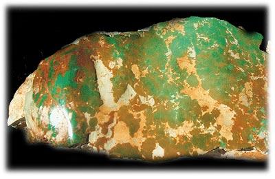 Genuine Turquoise Green - Dennis Cordova