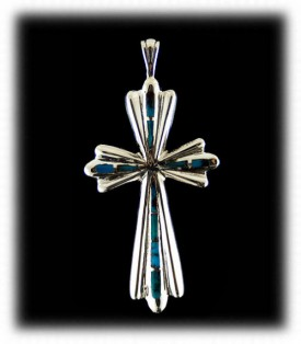 Silver Cross from giveaway program