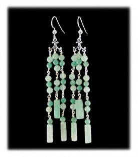 Handmade Green Turquoise Jewelry