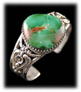 Green Royston Turquoise Jewelry