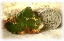 Gem Nevada Green Turquoise