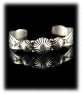 Hand Crafted Sterling Silver Bracelet