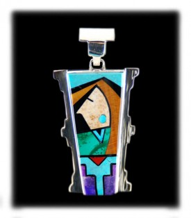 Handcrafted Silver Jewelry by Edison Yazzie
