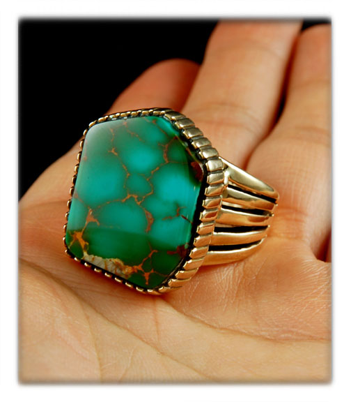 Handmade Royston Turquoise Jewelry
