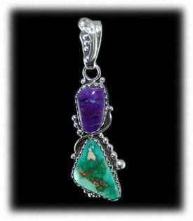 Handmade Turquoise Jewelry by John Hartman