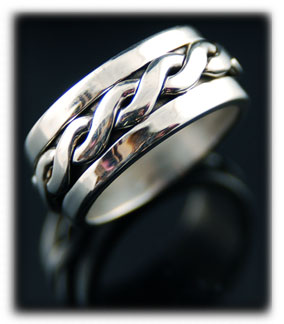 Handmade Wedding Ring Bands