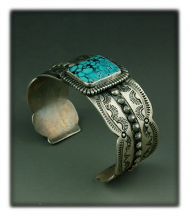 Heirloom Turquoise Jewelry with Number Eight Turquoise from Nevada, USA