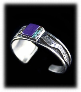 Contemporary Hopi Indian Jewelry