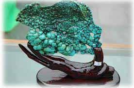 Natural Hubei Turquoise