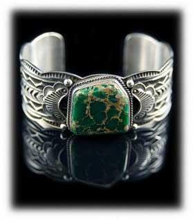 Navajo Indian Turquoise Bracelet Jewelry