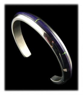 Sugilite Cuff Bracelet