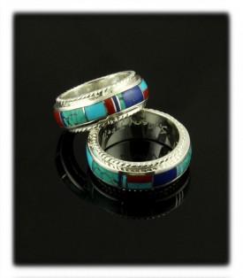 Native American Wedding Ring Sets - Image Of Wedding Ring Enta-Web.Org
