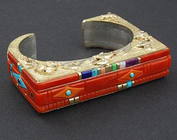 Inlay Jewelry by Jesse Monongye
