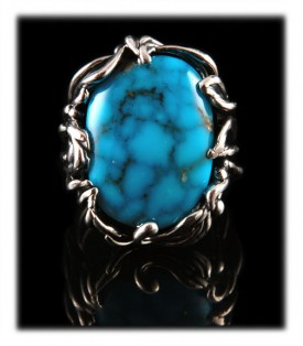 Museum Quality Turquoise Ring