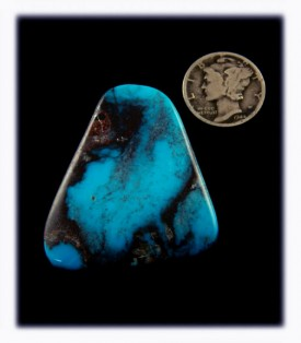 Bisbee American Turquoise Cabochons  Available