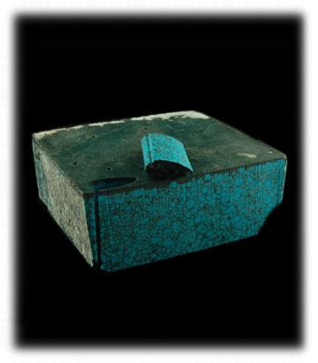 Imitation Plastic Turquoise from China