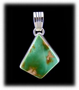 Mens Silver Pendants - American Jewelry