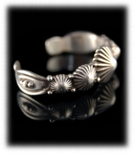 Mens Silver Southwestern Jewelry