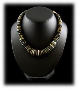 Tortoise Turquoise Mens Beads