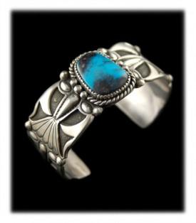 Mens Navajo Turquoise Bracelets