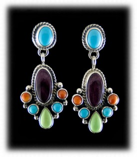 Authentic Gemstone Jewelry - Native American