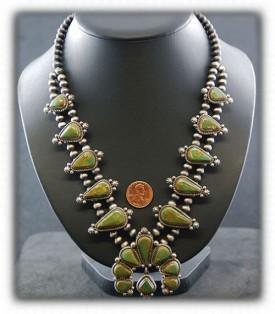 Navajo American Indian Necklace