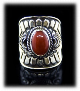 Native American Silver Rings from Durango Silver Company