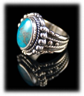 Quality Native American Silver Rings